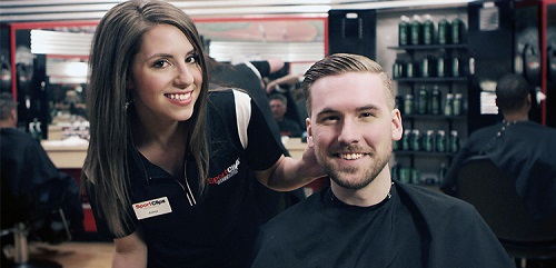 Sport Clips Haircuts of Riverton/Herriman ​ stylist hair cut